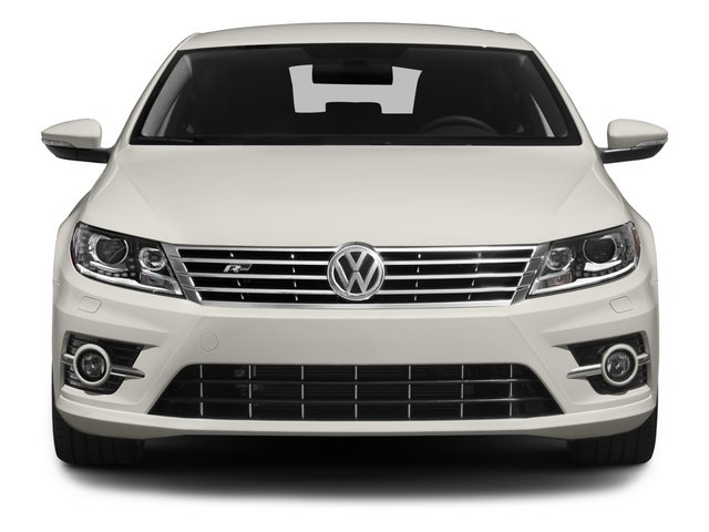 2015 Volkswagen CC Prices and Values Sedan 4D R-Line I4 Turbo front view