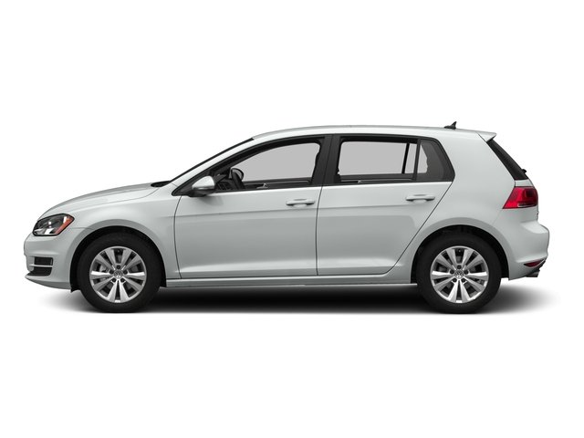 2015 Volkswagen Golf Prices and Values Hatchback 4D TDI SE I4 Turbo side view