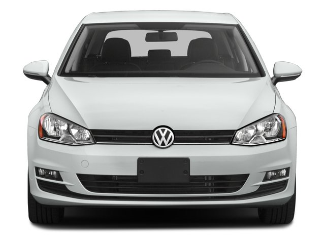 2015 Volkswagen Golf Prices and Values Hatchback 4D TDI SE I4 Turbo front view