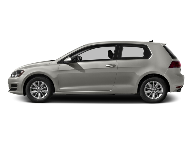 2015 Volkswagen Golf Prices and Values Hatchback 2D Launch Edition I4 Turbo side view