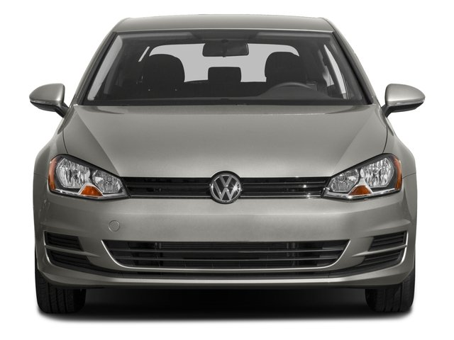 2015 Volkswagen Golf Prices and Values Hatchback 2D Launch Edition I4 Turbo front view
