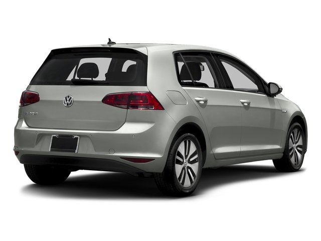 2015 Volkswagen e-Golf Pictures e-Golf Hatchback 4D e-Golf Electric photos side rear view
