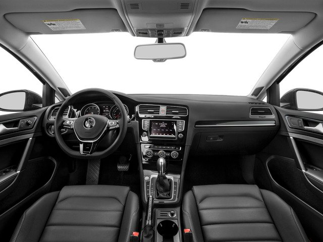 2015 Volkswagen Golf SportWagen Prices and Values Wagon 4D S I4 full dashboard