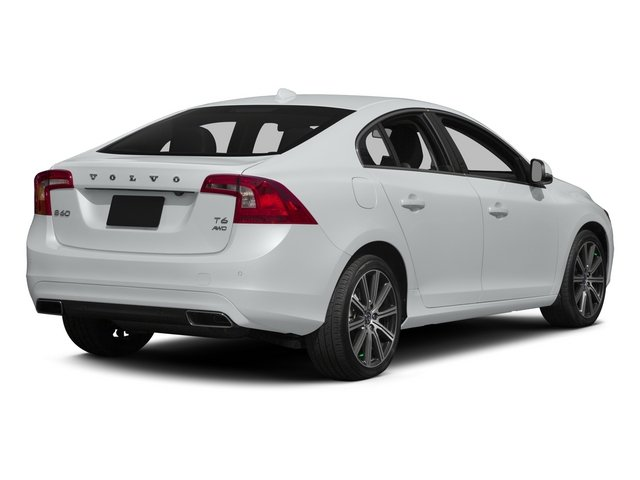 2015 Volvo S60 Prices and Values Sedan 4D T5 Drive-E I4 Turbo side rear view