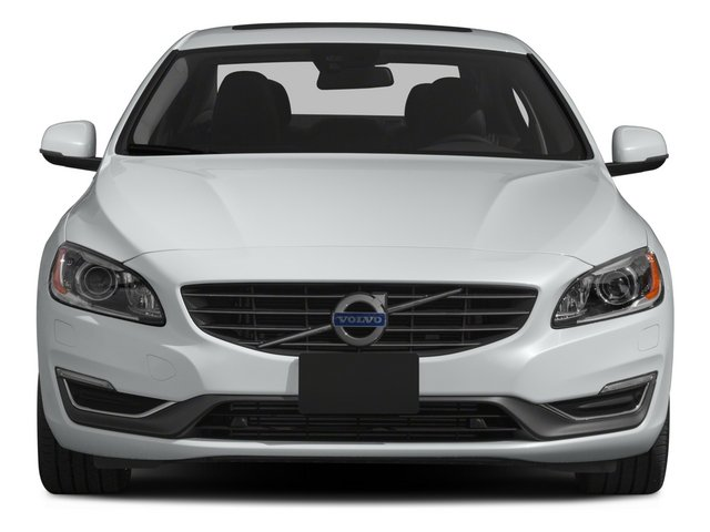 2015 Volvo S60 Prices and Values Sedan 4D T5 Drive-E I4 Turbo front view