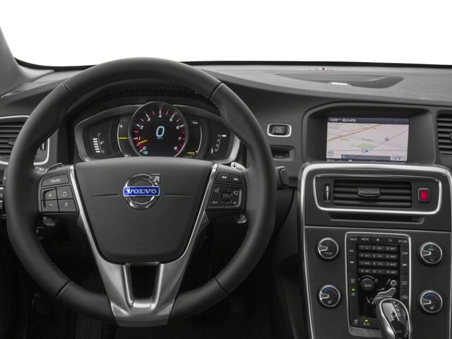 2015 Volvo S60 Prices and Values Sedan 4D T5 Drive-E I4 Turbo driver's dashboard