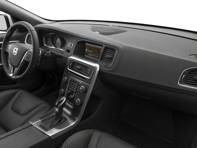 2015 Volvo S60 Prices and Values Sedan 4D T5 Drive-E I4 Turbo passenger's dashboard