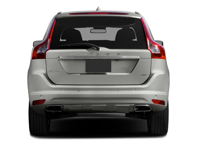 2015 Volvo XC60 Prices and Values Utility 4D T5 Premier Drive-E Turbo rear view