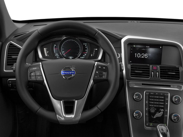 2015 Volvo XC60 Prices and Values Utility 4D T5 Premier Drive-E Turbo driver's dashboard