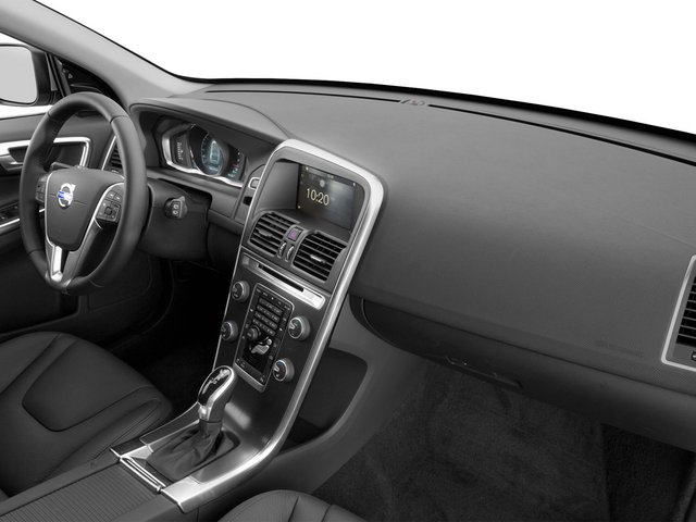 2015 Volvo XC60 Prices and Values Utility 4D T5 Premier Drive-E Turbo passenger's dashboard