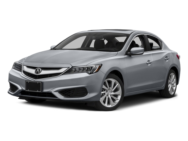 2016 Acura ILX Prices and Values Sedan 4D Premium I4 side front view