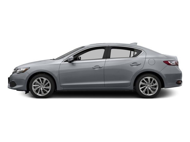 2016 Acura ILX Prices and Values Sedan 4D Premium I4 side view