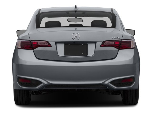 2016 Acura ILX Prices and Values Sedan 4D Premium I4 rear view