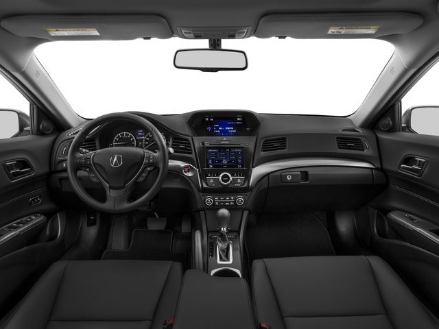 2016 Acura ILX Prices and Values Sedan 4D Premium I4 full dashboard
