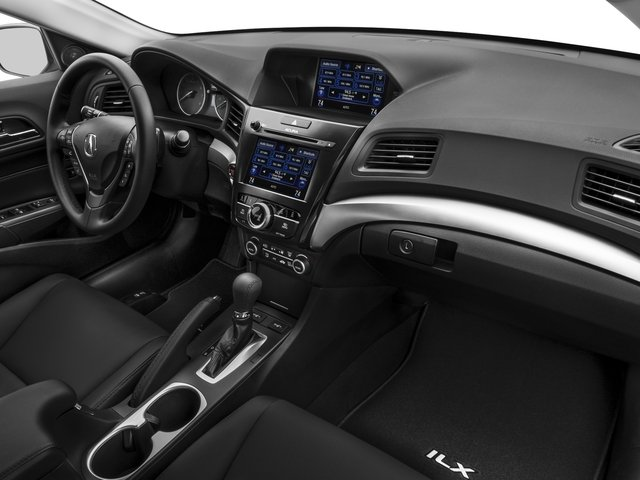 2016 Acura ILX Prices and Values Sedan 4D Premium I4 passenger's dashboard