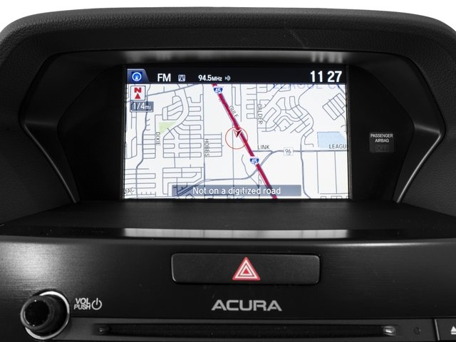 2016 Acura ILX Prices and Values Sedan 4D Premium I4 navigation system