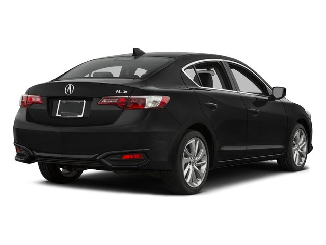 2016 Acura ILX Pictures ILX Sedan 4D I4 photos side rear view