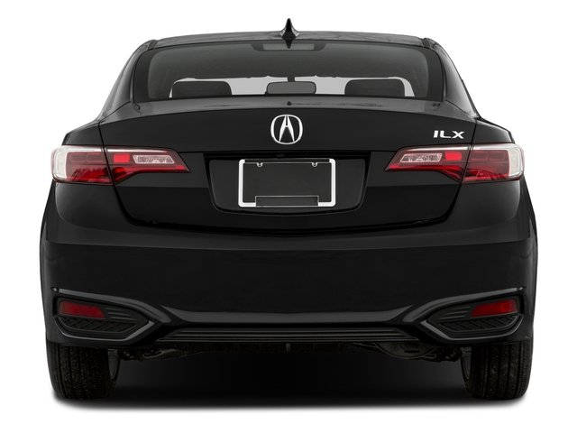 2016 Acura ILX Pictures ILX Sedan 4D I4 photos rear view