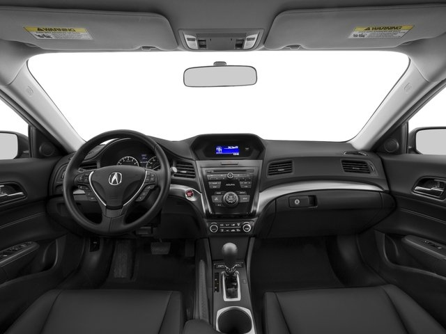 2016 Acura ILX Pictures ILX Sedan 4D I4 photos full dashboard