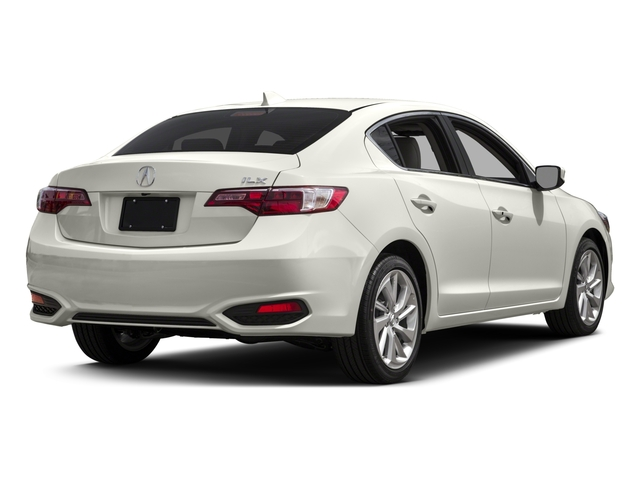 2016 Acura ILX Prices and Values Sedan 4D Technology Plus I4 side rear view