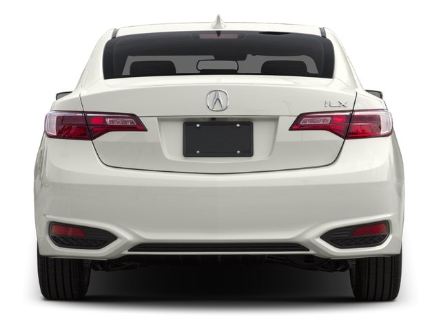 2016 Acura ILX Prices and Values Sedan 4D Technology Plus I4 rear view