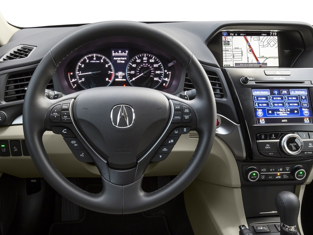 2016 Acura ILX Prices and Values Sedan 4D Technology Plus I4 driver's dashboard