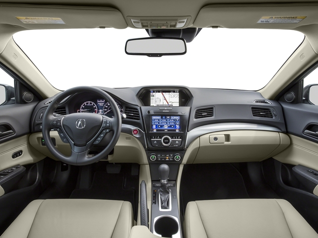 2016 Acura ILX Prices and Values Sedan 4D Technology Plus I4 full dashboard