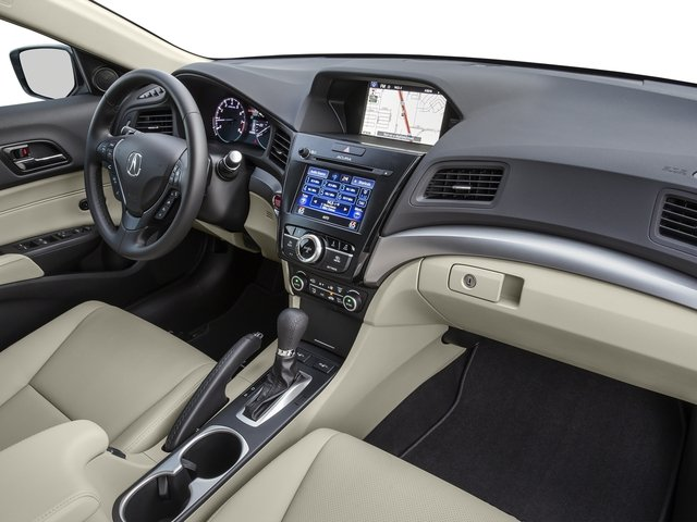 2016 Acura ILX Prices and Values Sedan 4D Technology Plus I4 passenger's dashboard