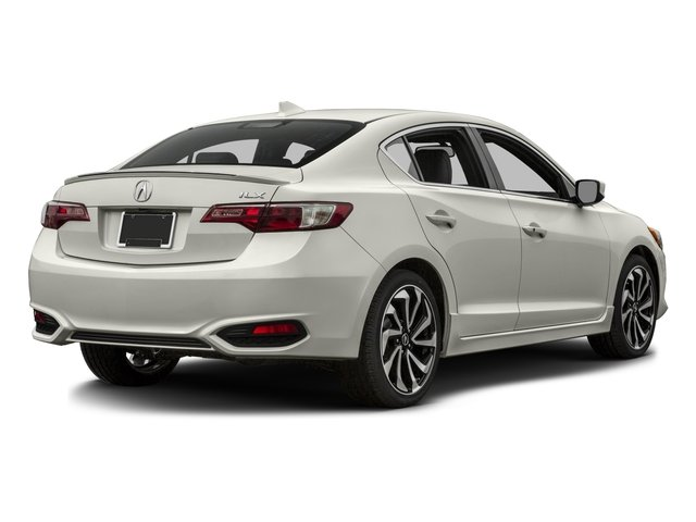 2016 Acura ILX Pictures ILX Sedan 4D Premium A-SPEC I4 photos side rear view
