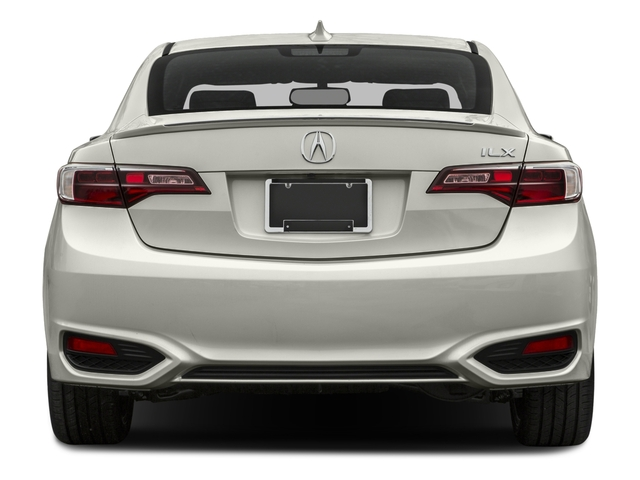 2016 Acura ILX Pictures ILX Sedan 4D Premium A-SPEC I4 photos rear view