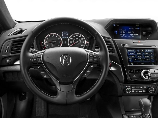 2016 Acura ILX Pictures ILX Sedan 4D Premium A-SPEC I4 photos driver's dashboard