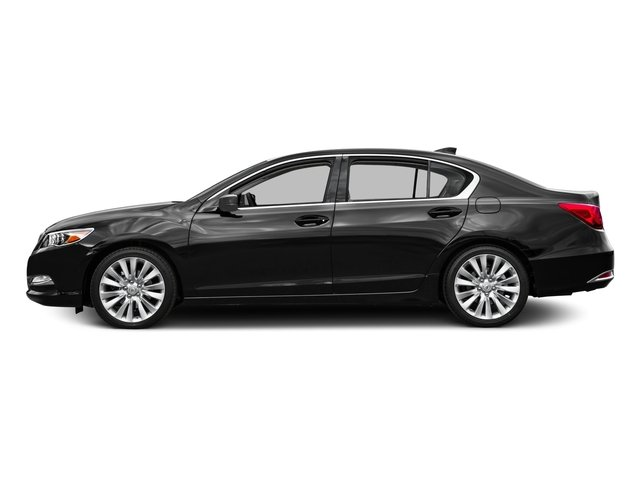 2016 Acura RLX Prices and Values Sedan 4D Navigation V6 side view