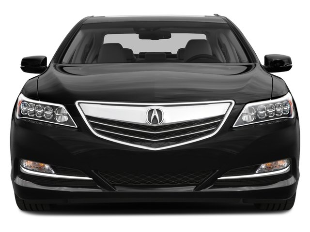 2016 Acura RLX Prices and Values Sedan 4D Navigation V6 front view