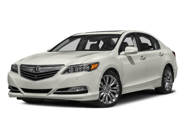 2016 Acura Rlx Prices And Values Sedan 4d Advance V6 Side Front View