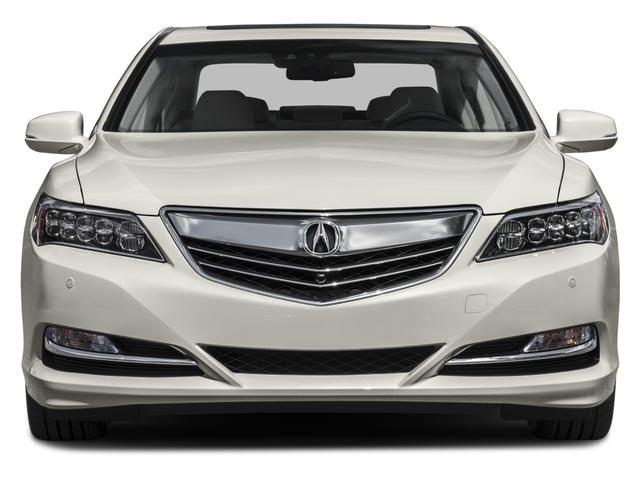 2016 Acura RLX Pictures RLX Sedan 4D Advance V6 photos front view
