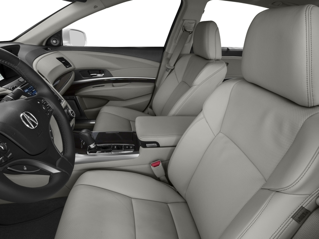 2016 Acura RLX Pictures RLX Sedan 4D Advance V6 photos front seat interior