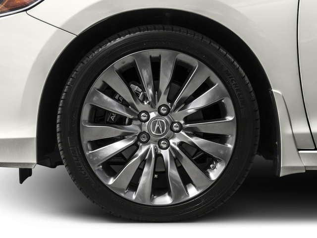 2016 Acura RLX Prices and Values Sedan 4D Advance V6 wheel