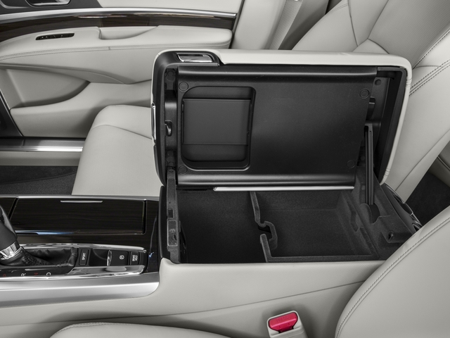 2016 Acura RLX Prices and Values Sedan 4D Advance V6 center storage console
