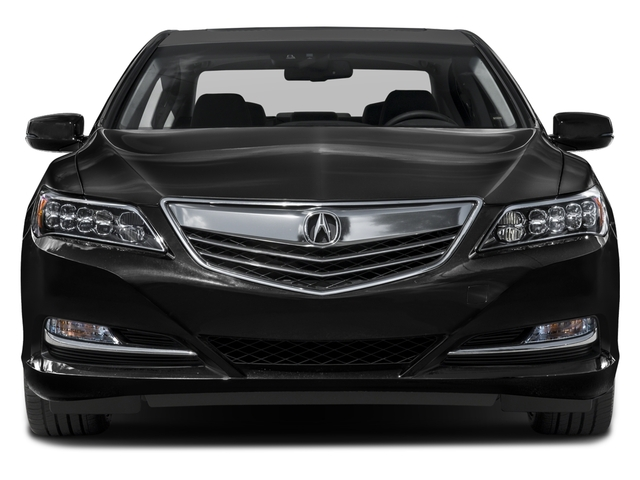 2016 Acura RLX Prices and Values Sedan 4D Technology V6 front view