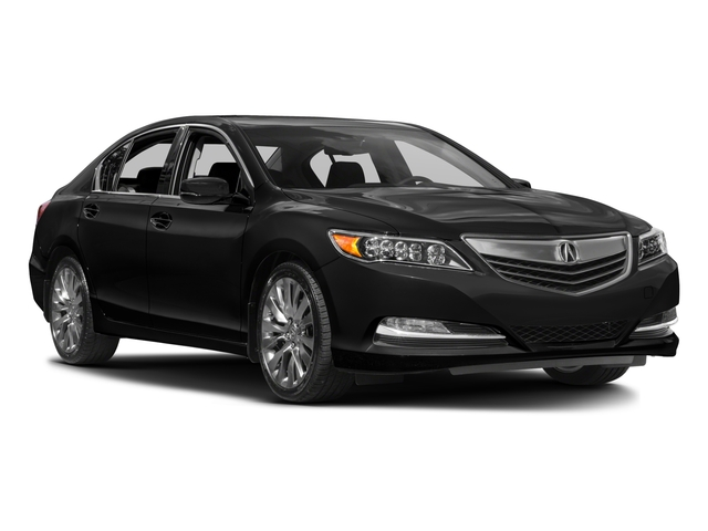 2016 Acura RLX Pictures RLX Sedan 4D Technology V6 photos side front view