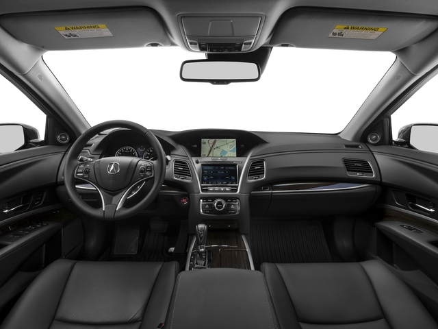 2016 Acura RLX Prices and Values Sedan 4D Technology V6 full dashboard