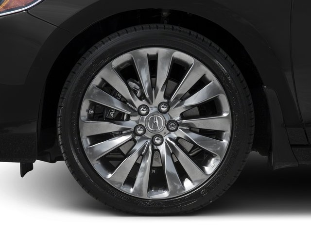2016 Acura RLX Prices and Values Sedan 4D Technology V6 wheel