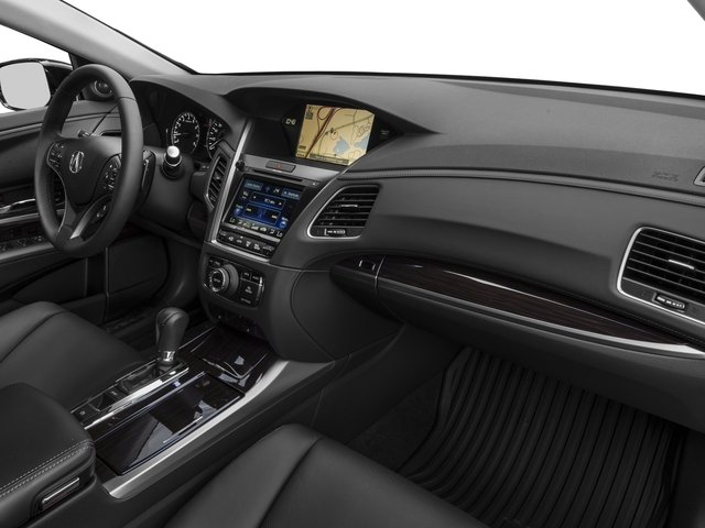 2016 Acura RLX Prices and Values Sedan 4D Technology V6 passenger's dashboard