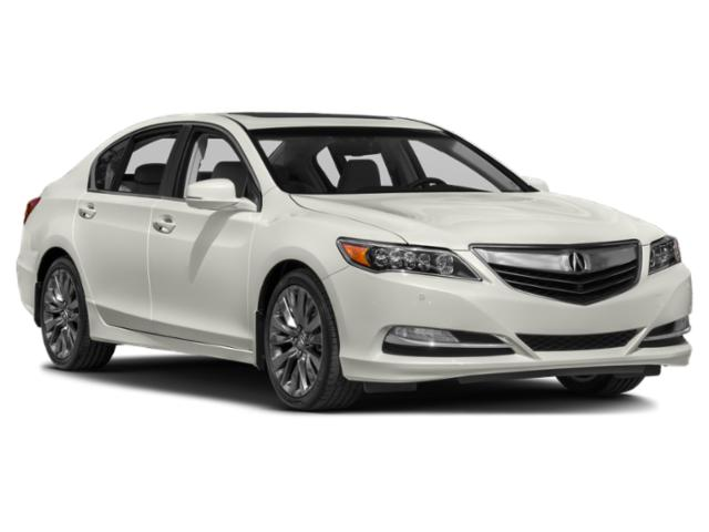 2016 Acura RLX Pictures RLX Sedan 4D Advance V6 photos side front view