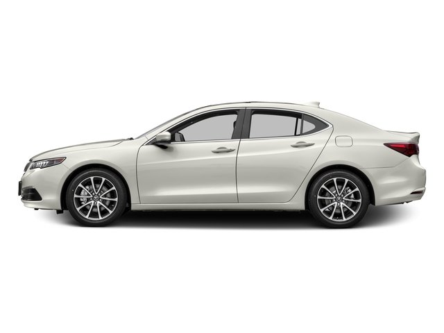 2016 Acura TLX Pictures TLX Sedan 4D Technology V6 photos side view