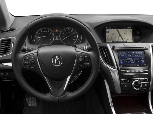 2016 Acura TLX Pictures TLX Sedan 4D Technology V6 photos driver's dashboard