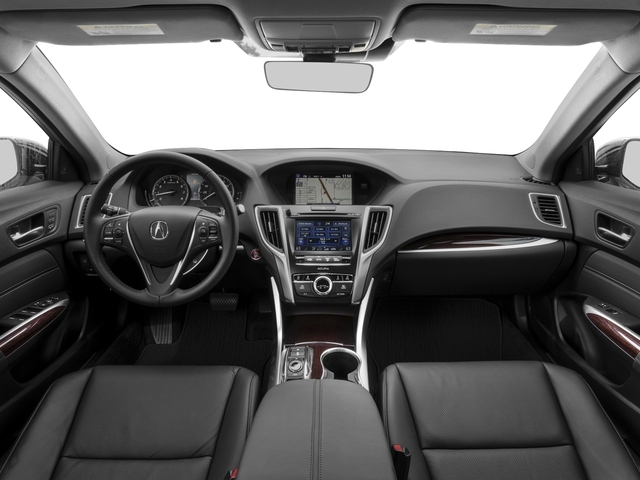 2016 Acura TLX Pictures TLX Sedan 4D Technology V6 photos full dashboard
