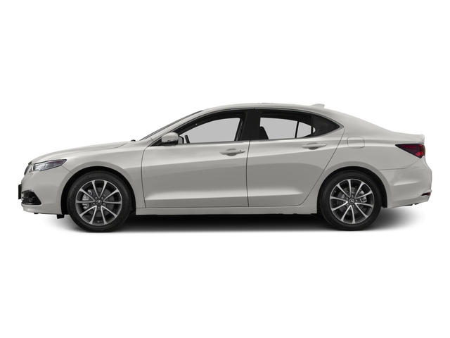 2016 Acura TLX Prices and Values Sedan 4D Advance V6 side view