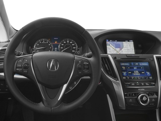 2016 Acura TLX Pictures TLX Sedan 4D Advance V6 photos driver's dashboard