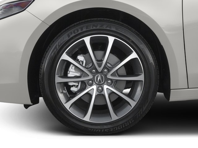 2016 Acura TLX Pictures TLX Sedan 4D Advance V6 photos wheel